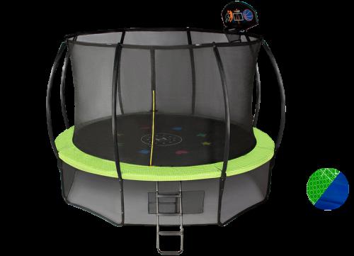 Батут Hasttings Air Game Basketball 12 футов, 366 см